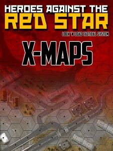 Lock 'N Load Tactical: Heroes Against the Red Star - X-Maps